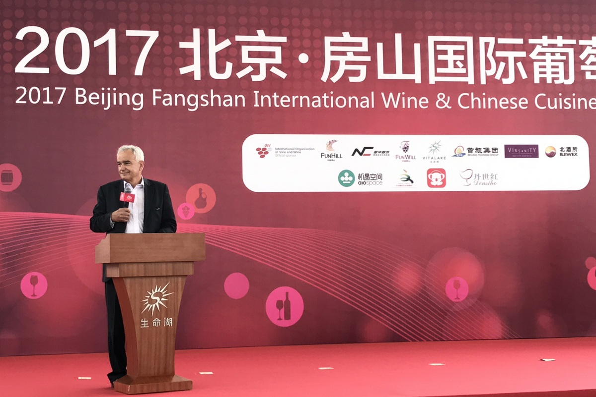 Wine and gastronomy:China in pursuit of good pairings