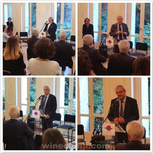 OIV MSc国际葡萄酒管理硕士项目三十周年庆典在巴黎隆重举行