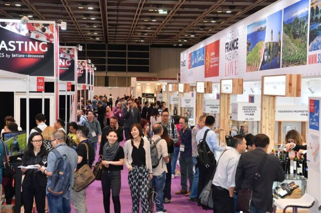 Hong Kong Wine & Spirits Fair Ends On A High Note