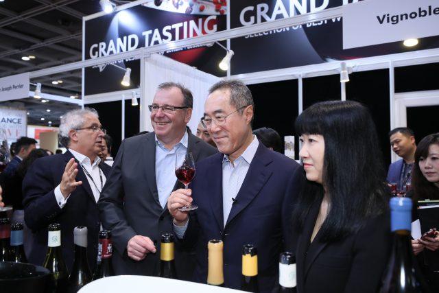 Hong Kong Wine & Spirits Fair Ends On A High Note