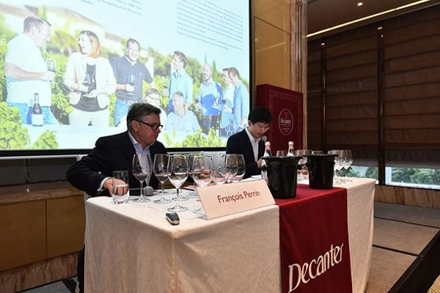 Inside the fourth Decanter Shanghai Fine Wine Encounter