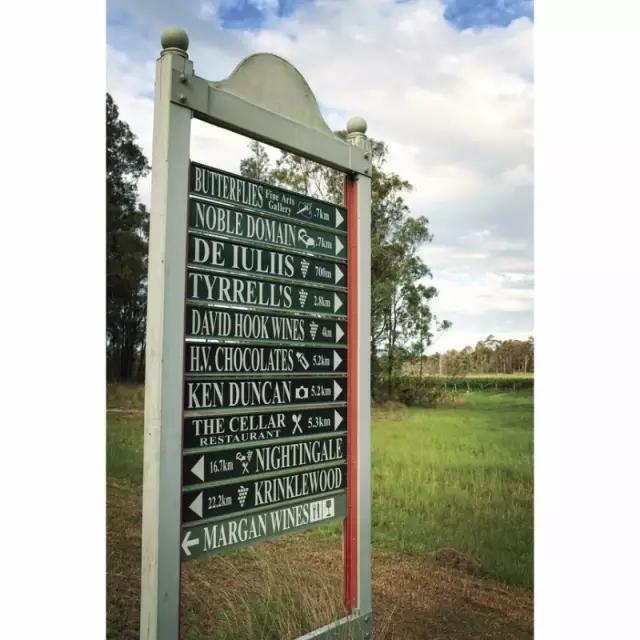 这个产区,孕育了澳洲酒今日的辉煌