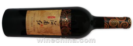 【之味菜谱】(263)糯米蛋・配河南民权西拉干红葡萄酒
