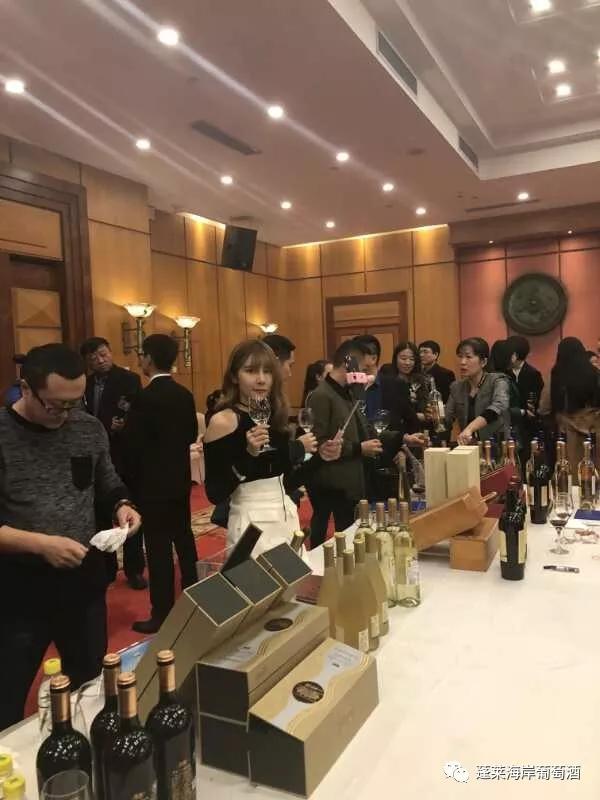 2017蓬莱产区葡萄酒(深圳)推介举行品鉴会成功
