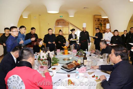 中国食品工业协会葡萄酒、果酒专家委员会杨强秘书长