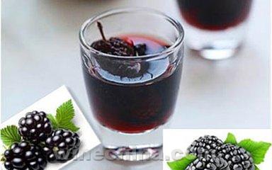 【好酒・好器】⑮紫红的桑葚,果酒中的极品