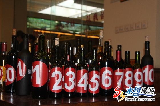 50款酒样接受品评 第七届民间葡萄酿酒大赛成功举办