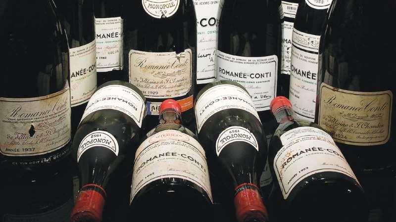 2017年葡萄酒拍卖总金额逾3.71亿美元