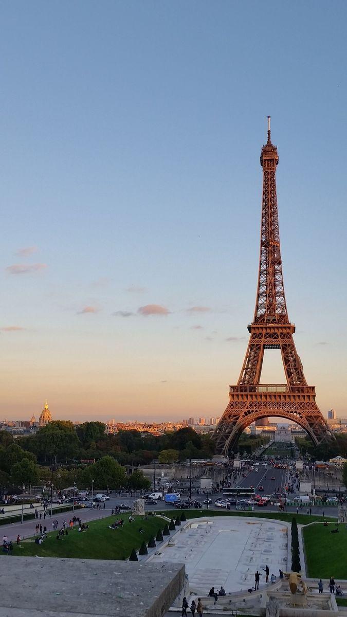 巴黎漫步Tour de Paris (2)埃菲尔铁塔(La Tour Eiffel)