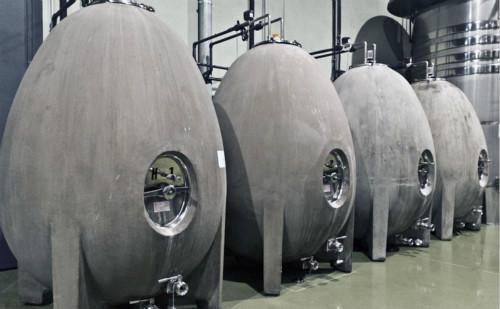 混凝土罐:介于橡木桶和不锈钢罐之间的第三种选择