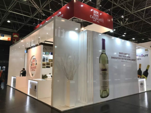 抢眼德国Prowein酒展 张裕以中国风味打动全球消费者