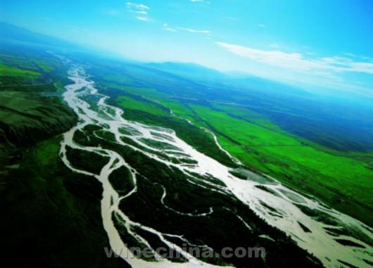 伊犁河谷,新疆最后一座葡萄酒天堂