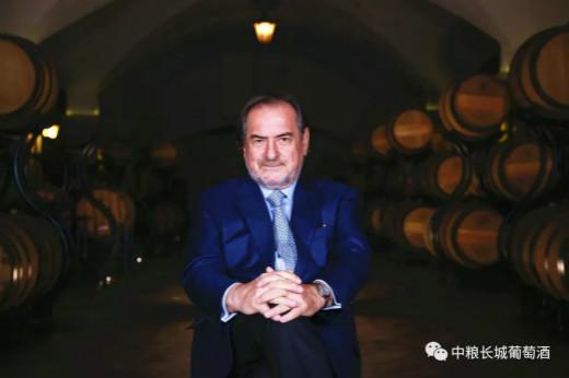 国际大师来了!飞行酿酒师米歇尔・罗兰再度到访长城桑干酒庄