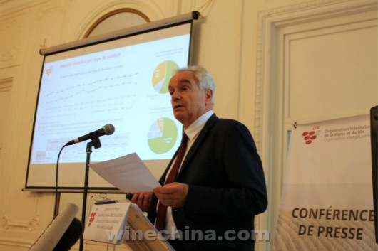 OIV发布全球葡萄酒产业最新报告