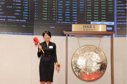 Grace Vineyard Listed On HK Stock Exchange