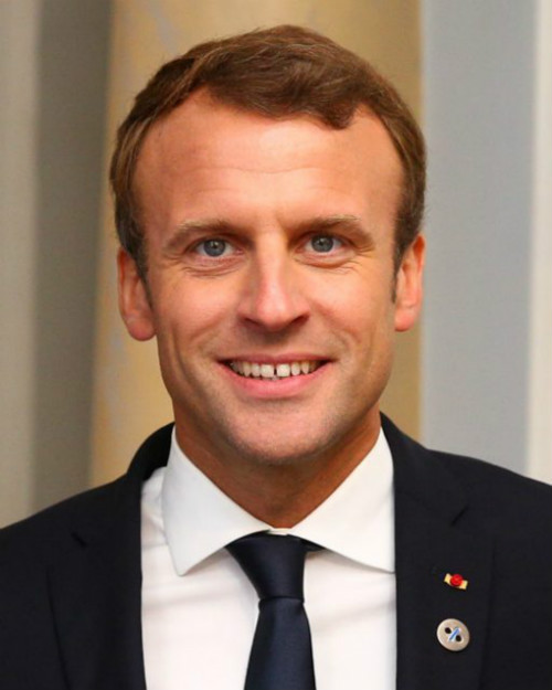 Emmanel Macron Opens Presidential Wine Cellar To Public For the First Time