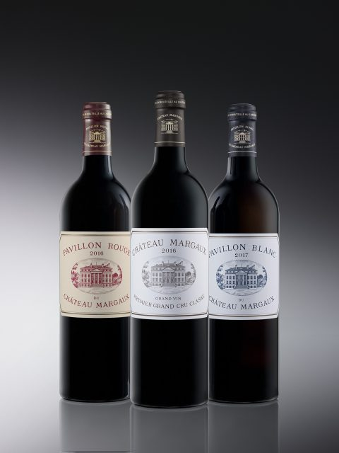 Chateau Margaux Announces New Branding