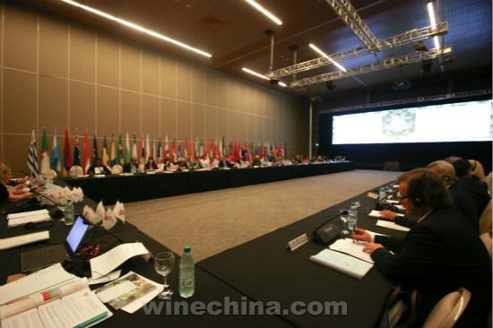 2018年OIV第十六届大会通过了20项决议