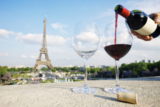 Health Officals Tell French To Cut Down On Wine