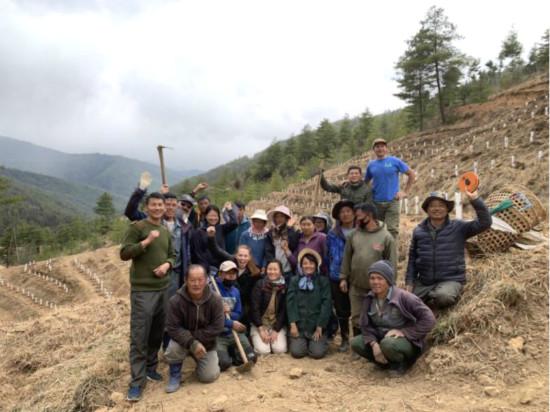 First Vineyard Planted In Bhutan_Wine News_Global