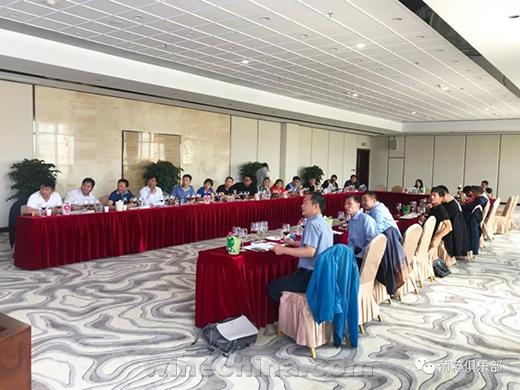 【UCWA南疆】中国酿酒师联盟南疆酿酒师技术研讨会在和硕举办