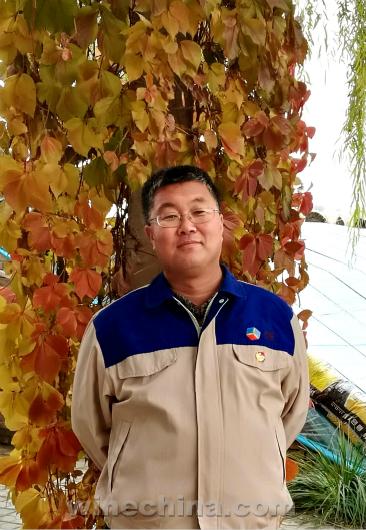 葡萄种植师访谈(7)于海森:桑干河畔的风土守望者