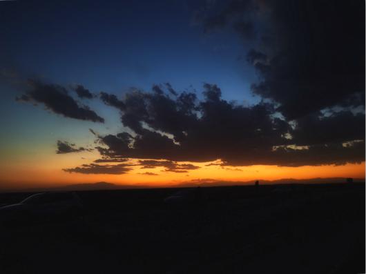 1博斯腾湖畔的夕阳 530.jpg